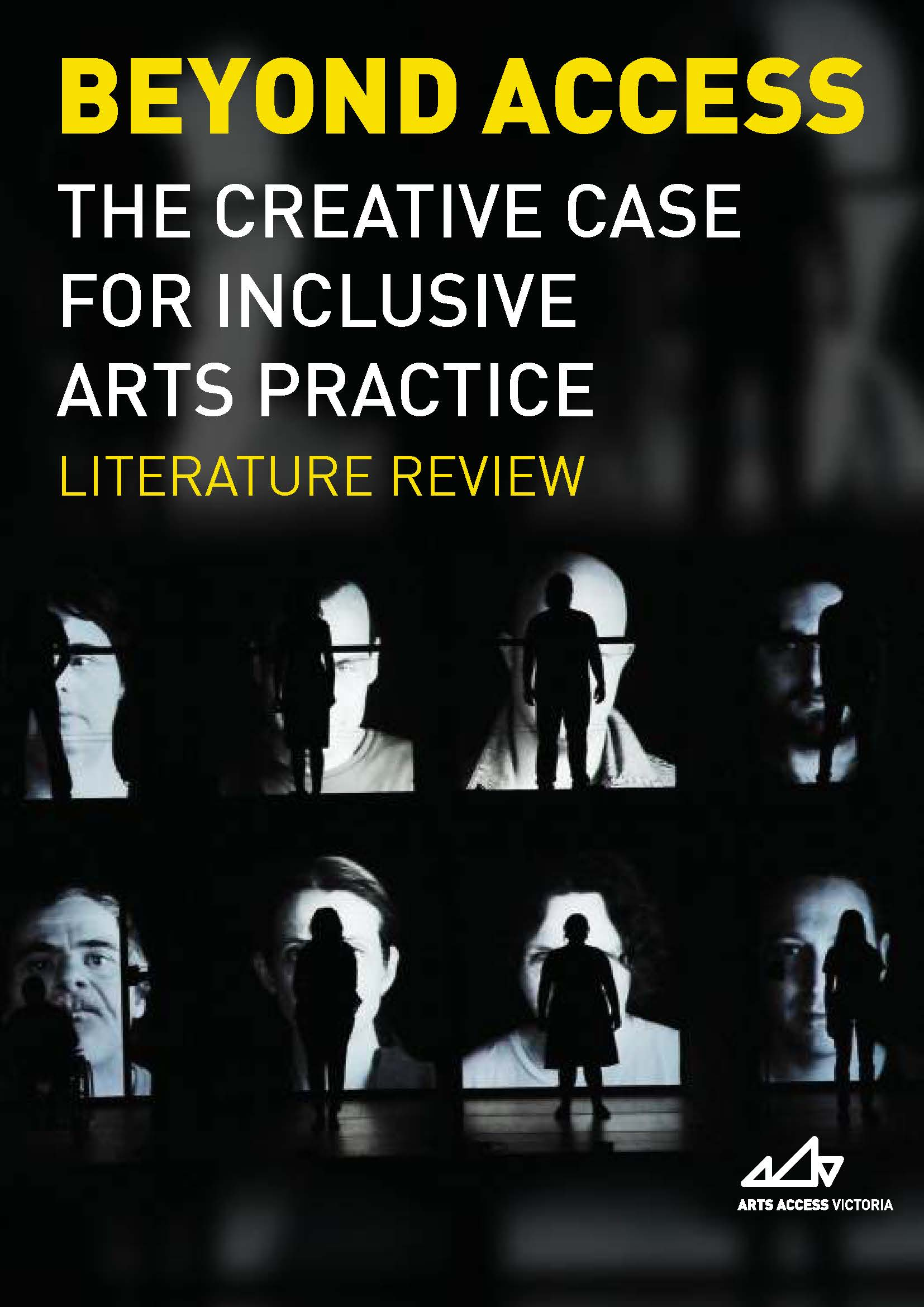 Beyond Access Literature Review Cover