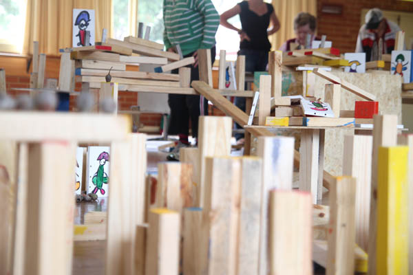 Art Day South Workshop