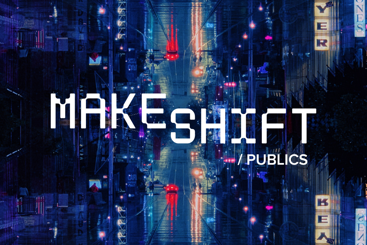 Makeshift Publics logo