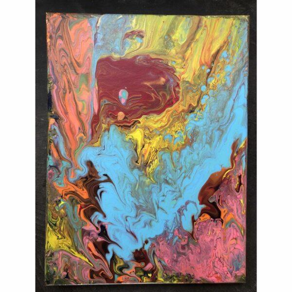 an abstract artwork