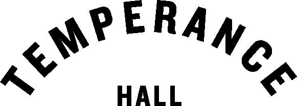 Temerance Hall logo