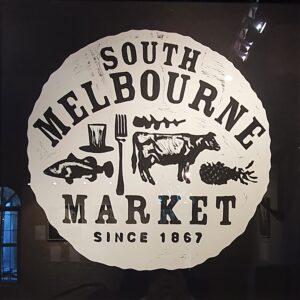 South Melbourne Market Logo